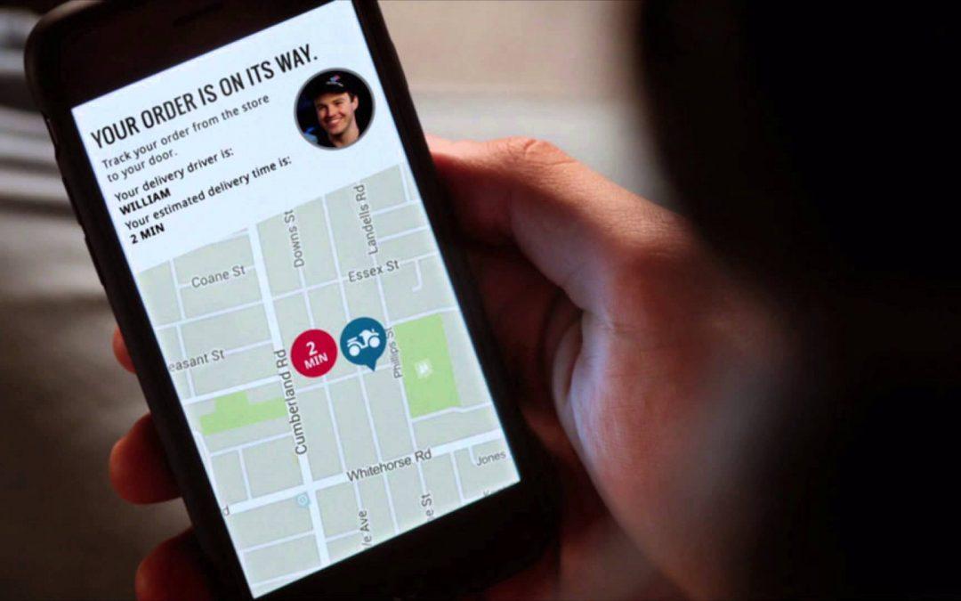 Domino's rolt GPS-Tracking in filialen uit